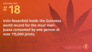 Cannabis Fact 18