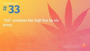 Cannabis Fact 33
